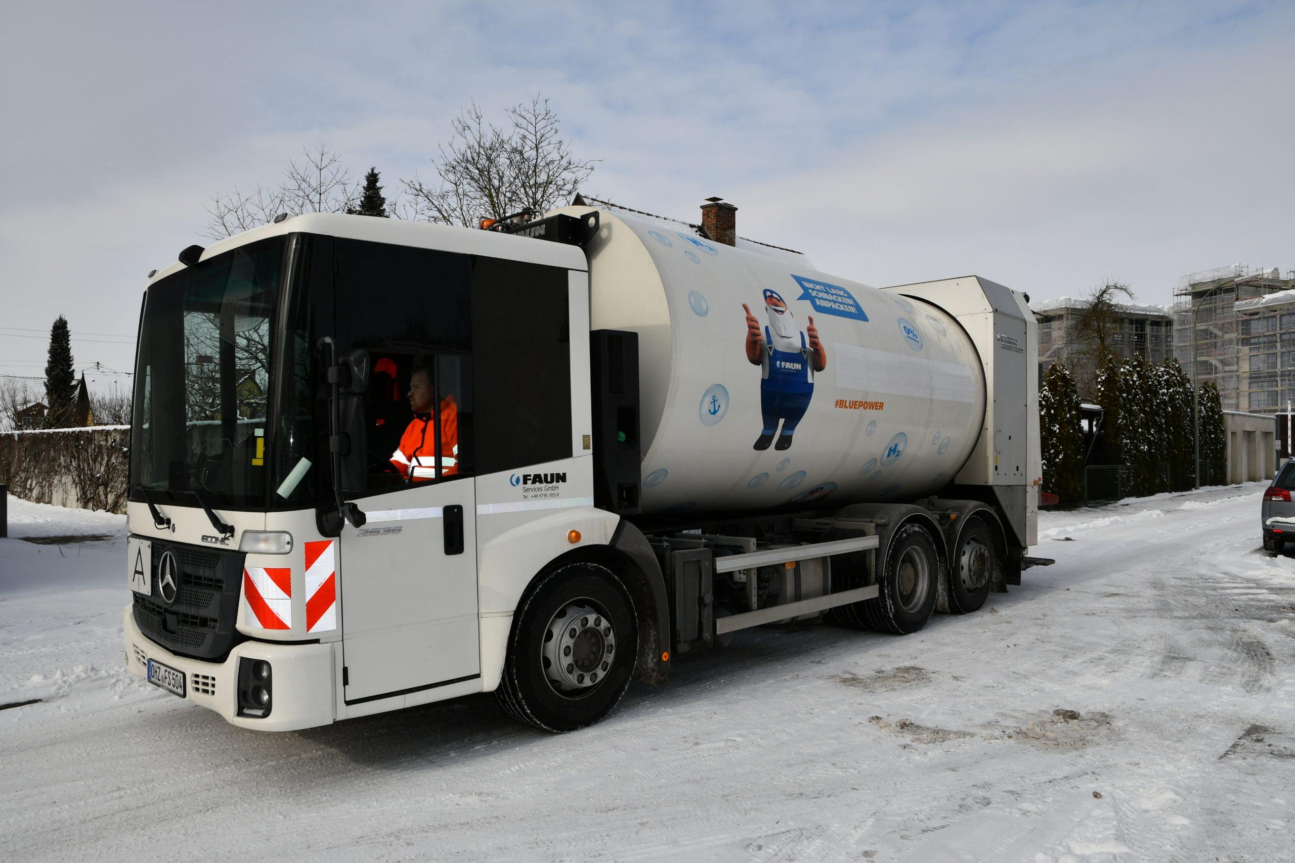Offizieller Kick-Off im Wasserstoffprojekt IN2H2 der Stadt Ingolstadt
